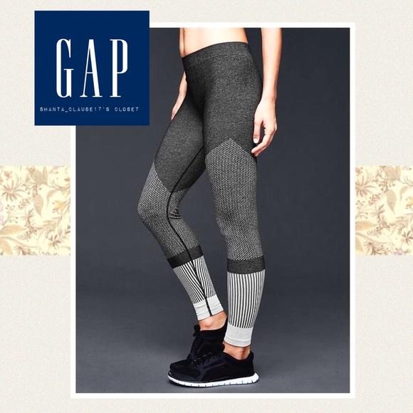3a02dc2a26 GAP Pants | Fit Motion High Rise Full Length Leggings Grey | Poshmark